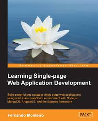 learning single page web application development packt books