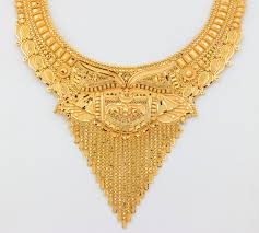 beautiful necklace gold images Beautiful gold necklace stock photo image of handmade 8361004 jpg