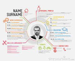 Original Resume Design Original Cv Resume Template Graphics Pinterest Cv Resume