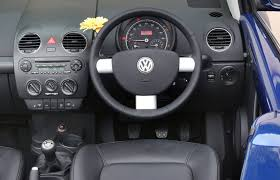 2005 volkswagen beetle interior and exterior car for review