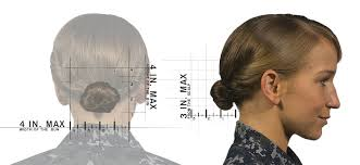 haircuts appropriate for navy women all hands department your career