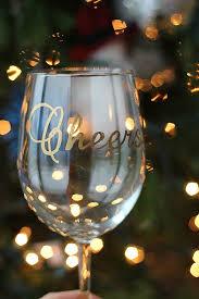 wine glass gifts vie diy wine glasses using sharpies vie