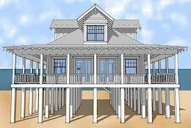 small beach house on stilts inspiring small beach house plans on pilings ideas best