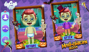 Halloween Room Decoration - halloween room decoration apk download free casual game for