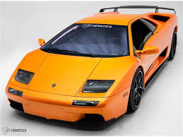 used lamborghini murcielago used lamborghini for sale