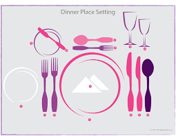How To Set A Table How To Set A Table For Informal Parties