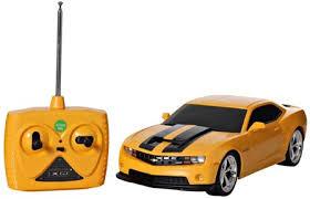 camaro remote car chevrolet camaro rs ss yellow remote car razmart