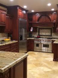 walnut wood nutmeg amesbury door kitchen colors with dark cabinets
