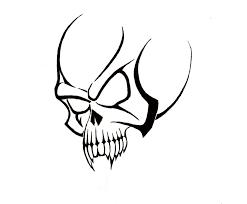 free skull tattoo designs free download clip art free clip art