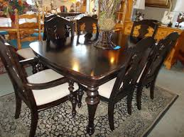 captain chairs for dining room kitchen u0026 dining upscale resale furnishings of gahanna