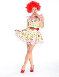 clown costumes for halloween female clown costumes promotion shop for promotional female clown