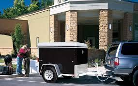 zaloudek u0027s marine wells cargo enclosed trailers mini wagon 4 u0027 wide