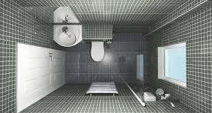 Bathroom Design Floor Plans Shower 3d Bathroom Designs Stunning Shower Room 3d Bathroom