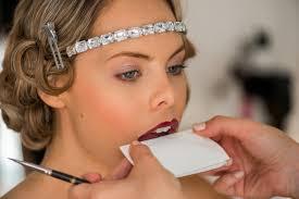 bridal makeup tutorial 1920s bridal makeup tutorial jayne makeup