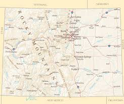 Grand Junction Colorado Map by View Map Of Colorado