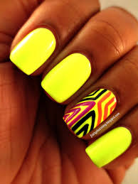 like neon on your nails actually no you probably don u0027t you see
