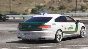 volkswagen arteon 2017 add on oiv 2018 volkswagen arteon dubai police gta5 mods com