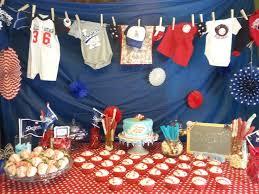 baseball baby shower ideas s baseball baby shower baseball babyshower redwhiteblue