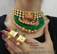 gold necklace patterns images Thushi gold jewellery patterns used jewellery in pune home jpeg
