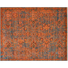 Rugs With Teal Timeless Rug Crimson Teal Wool Nylon Nourison Rugs Tml08