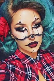 Unique Womens Halloween Costumes 20 Halloween Makeup Ideas U2014no Signup Required