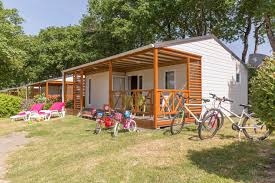 chalet home chalets vendee campsite 5 stars le pin parasol