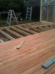 bridgetown mahogany decking mahogany decking and its growing