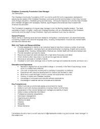 Finance Manager Job Description Developed By Collision Media Nac Careers New Alternatives For