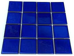 cobalt blue tile mosaic tile for walls floor u0026 backsplash