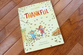 be thankful book inspired family thanksgiving activity with free