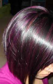best 25 plum highlights ideas on pinterest plum hair highlights