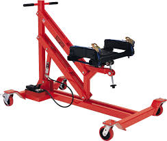 Otc Floor Crane by Norco Power Train Lift Table Mile X Equipment
