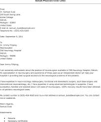 sample medical doctor cover letter physician cover letter this