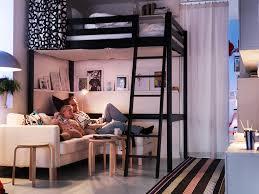 Ikea Bedroom Design by Loft Beds Cool Double Loft Bed Ikea Design Stora Loft Bed Ikea