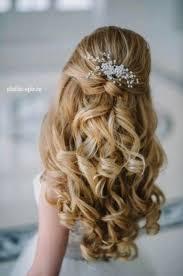flowergirl hair flower girl hairstyles hairstyle in 2018