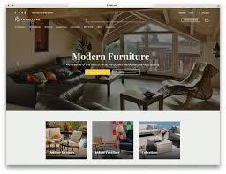 Bedroom Furniture Websites 20 New Professional Furniture Wordpress Themes 2017 Colorlib