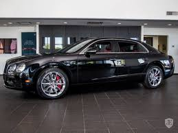 bentley flying spur black interior 2017 bentley flying spur in houston united states for sale on