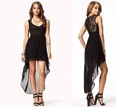 alexandra daddarioin vince camuto high low chiffon dress
