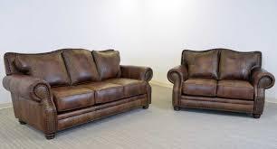 Leather Sofa Loveseat by Kennedy Sofa U2039 U2039 The Leather Sofa Company