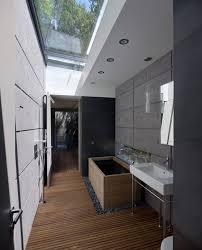 six stunning uses of skylights in bathrooms