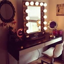 Bedroom Vanity Sets With Lighted Mirror Bedroom Vanity Sets With Lighted Mirror Collection Makeup Desk