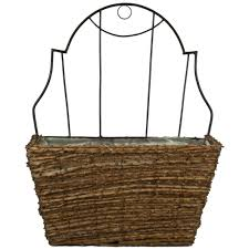 Hanging Wall Planter Wall Ideas Hanging Wall Basket Decor Hanging Wall Baskets For