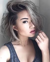 hairstyles for young women with gray hair 50 best grey hair images on pinterest grey hair hair colors and