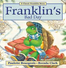Bad Day Go Away A Book For Children Franklin S Bad Day 90s Books For Popsugar Photo 1