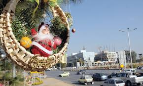 in pictures christmas in pakistan iris herald