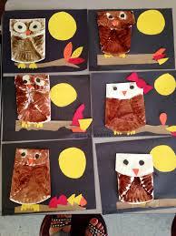 paper plate owl craft teaching pinterest owl crafts