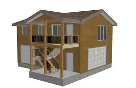 Garage Apartment Plans Free Detached Garage Plans With Apartment Home Design