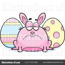 easter bunny clipart 1175995 illustration by cory thoman