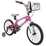 amazon dynacraft 18 girls kitty bike cell phones