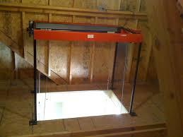 motorized lift system platform lift